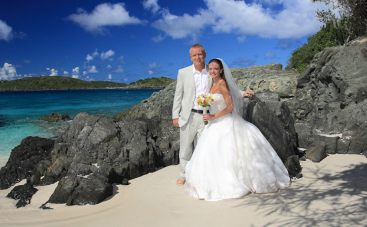 British Virgin Islands Elopement Packages