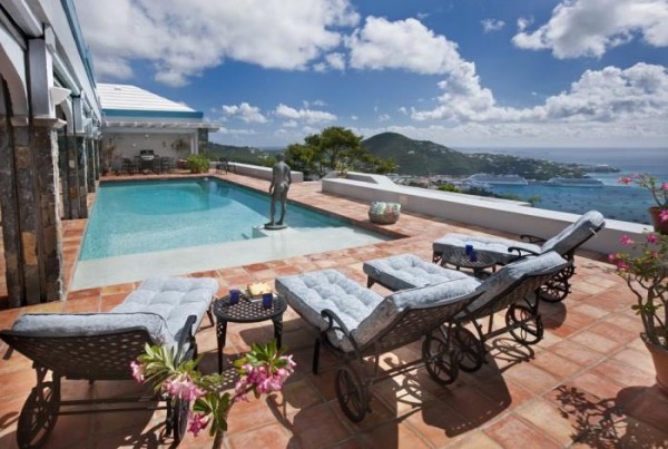 Honeymoon Villa St Thomas Virgin Islands