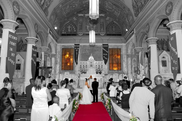St Thomas Wedding Venues - Churches in Virgin Islands