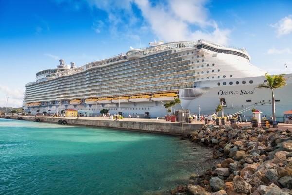 Cruise Ship Wedding in the Virgin Islands