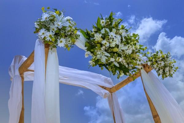 Flawless Weddings Arch Site Decor