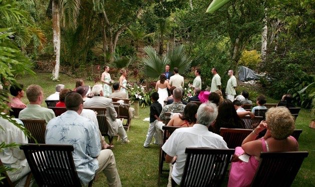 St Thomas Wedding Venue Villa Botanica