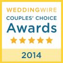 Wedding-Wire-Couples-Choice-Award-2014