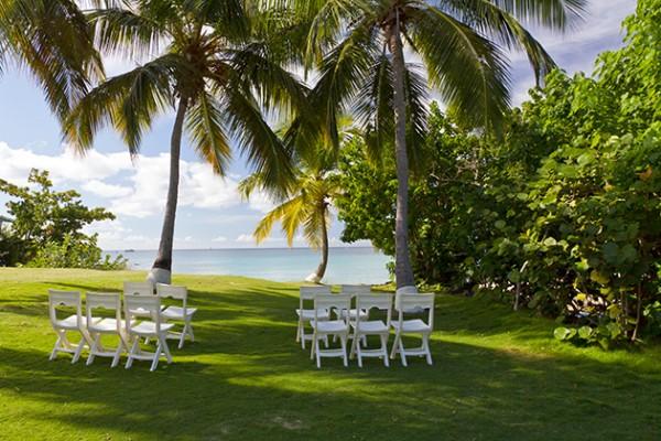 Limetree Beach Destination Wedding