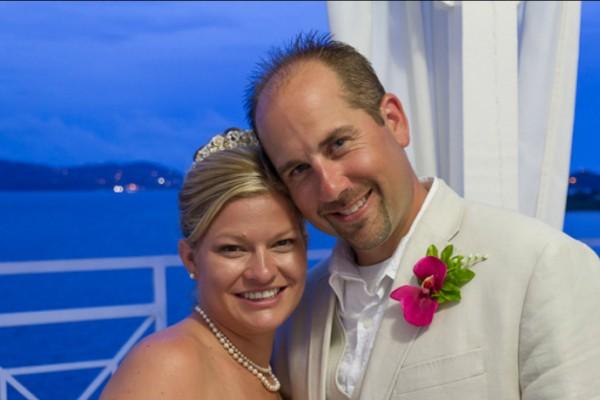 Newly Weds Couple St Thomas